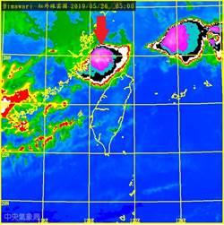 豪雨滯留北部 鄭明典:就是它害的!