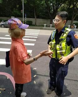 中市警用人臉辨識系統 助迷失老人回家