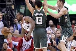 NBA》2OT惡戰!里歐納德領暴龍險勝