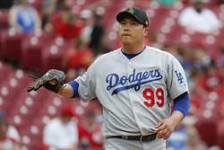 MLB》柳賢振連31局無失分 還有三個第一