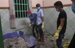 影》打掃新家  驚見2男遭水泥封屍