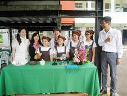 富宇「華南咖啡書屋」暑假啟用