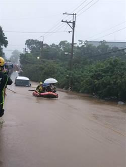 520豪雨災情  全台35處淹水農損450萬