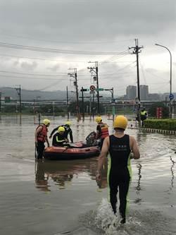 520豪雨災情釀4人傷  全台292處淹水、農損1643萬
