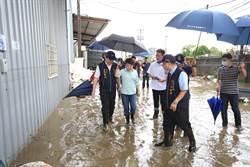 強降雨災情  中市住屋嚴重淹水可申請補助