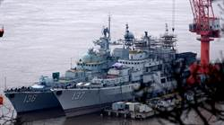 陸4艘俄製現代級驅逐艦陸續完成大改造