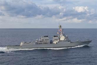 貿易戰正頭大 美艦駛入黃岩島12海浬內