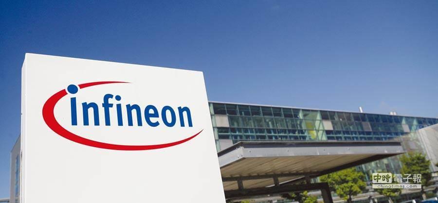 國際IDM大廠英飛凌(Infineon)。(圖/路透)