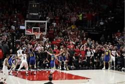 NBA》繼綠衫軍之後 勇士連5季闖總決賽