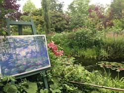 一秒到國外!天空之鏡、莫內花園美景就在日本這