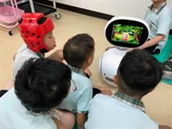 Zenbo入校玩科技 啟發身障生學習興趣