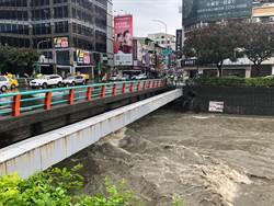 中市豪雨財損 1個月內向地方稅務局申請減稅