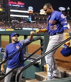 MLB》自家農場摔斷腿 古巴強打離奇報銷