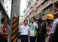 張廖萬堅協調完成電纜地下化 打造友善城市
