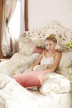 夏季寢具抗熱出擊 天絲、涼感成熱銷關鍵字