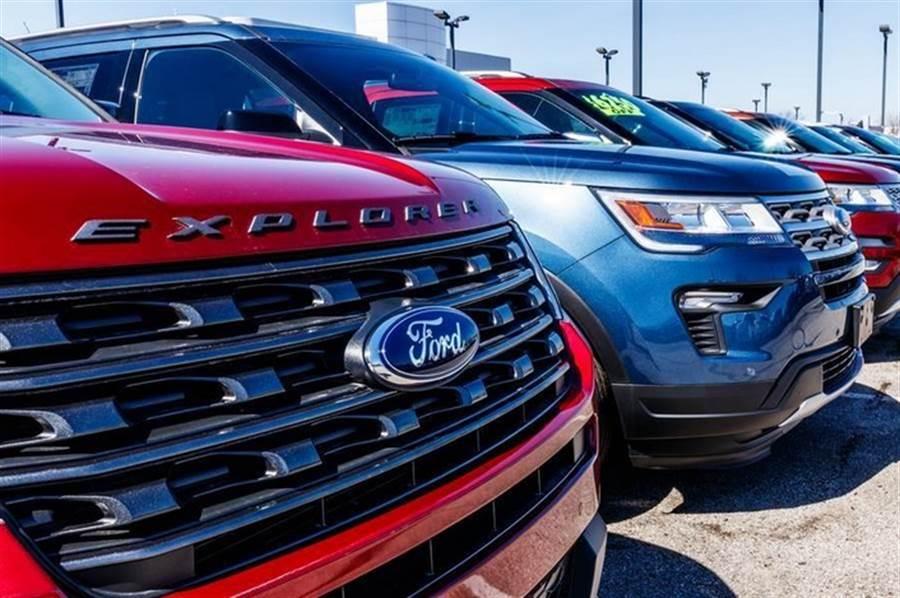 福特全球大砍7000名員工。(圖/Shutterstock提供)