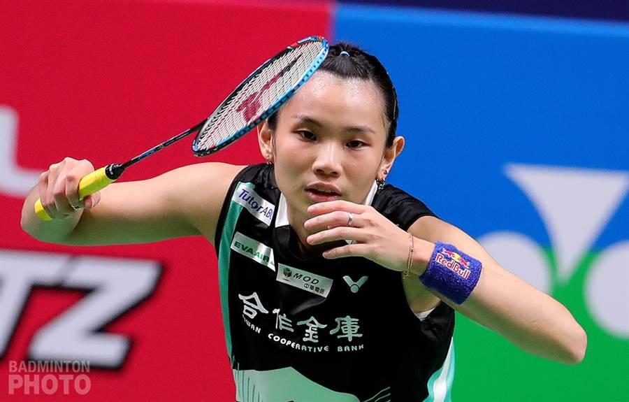 戴資穎世界第一邁入第128周,明天率隊在蘇迪曼盃分組賽第二戰出戰韓國,已經確定晉級八強的兩隊要爭奪分組第一。(資料照/Badminton Photo提供)