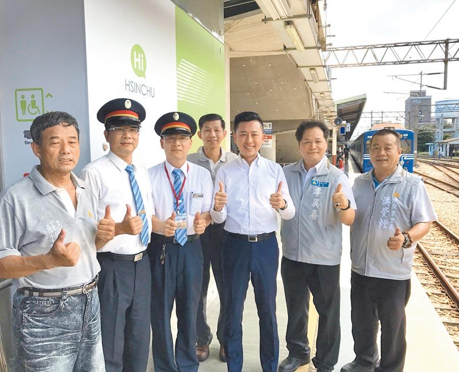 縫合新竹市東西生活圈最重要的大車站計畫,是新竹市未來最重要的建設之一。(資料照/陳育賢攝)