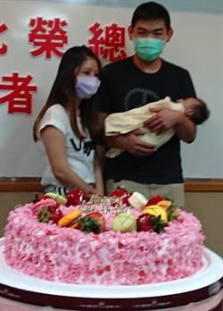 北榮25天大男嬰肝臟移植 創下台灣年齡最小紀錄