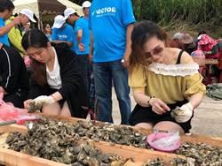 金門石蚵小麥文化季有愛  捐1512張發票關懷弱勢