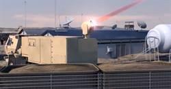 雷神展示雷射攔截飛彈影片 如同電玩畫面