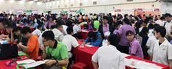19校400位身障生齊聚 全國最大身障者就博會登場