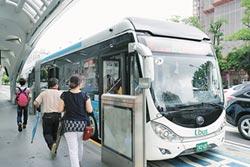 提高搭乘率 中市加碼推雙十公車