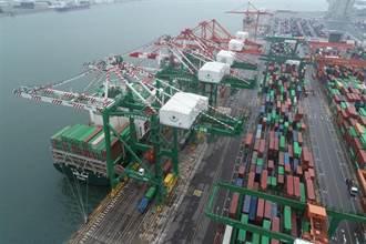 榮運啟用新型起重機 提供貨櫃雙吊服務