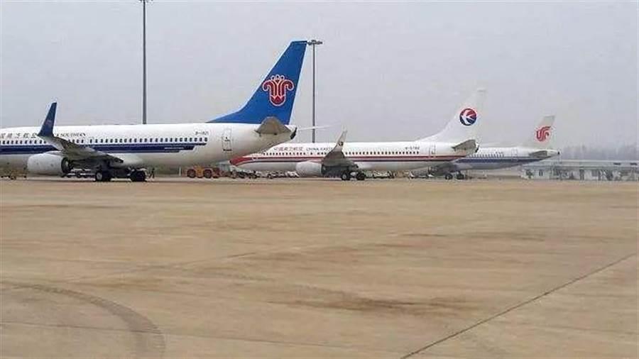 大陸三大航空均正式就737MAX停飛,向波音提出索賠。(取自環球網)