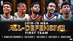 NBA》年度防守隊伍公布 血貝落選