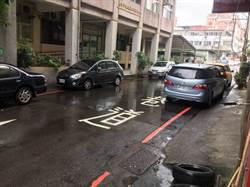 暖暖行政大樓停車空間不足 議員促規畫
