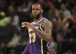 NBA》詹皇發推反擊 預告下季奪回王座