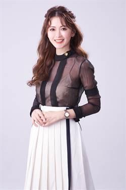 馮媛甄佩戴浪琴表聊媽媽經  女兒愛笑膽子大像爸爸