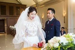 終於嫁給「顧家男」!楊謹華自嘲「二度結婚」