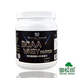 御松田乳清蛋白+BCAA 歐美配方