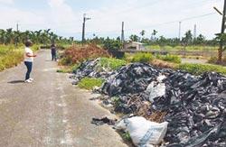 農用塑膠布惱人 屏將蓋回收場