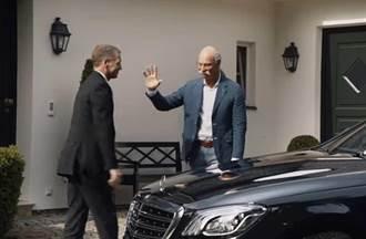不演了 賓士前CEO開BMW跑車