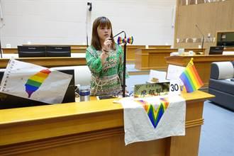 議員要求性平政策 張麗善:平等尊重多元選擇