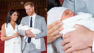 梅根、哈利王子禮物收不完!5樣最適合皇室寶寶的滿月禮