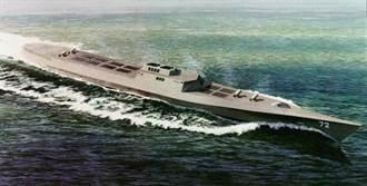 中共或發展半潛式武庫艦 垂發混裝500枚導彈
