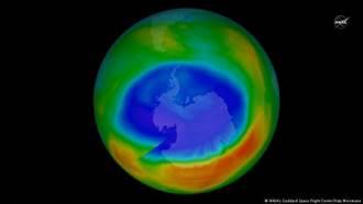 臭氧層破壞又惡化  來源於華北