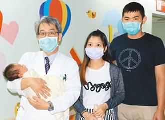 北榮創最小活體肝臟移植紀錄