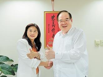 國民黨第12選區立委初選 李永萍勝出