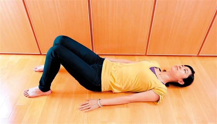 產後或更年期後陰道鬆弛引起的陰道處排氣現象,可以藉由凱格爾運動改善。圖片來源:康健雜誌