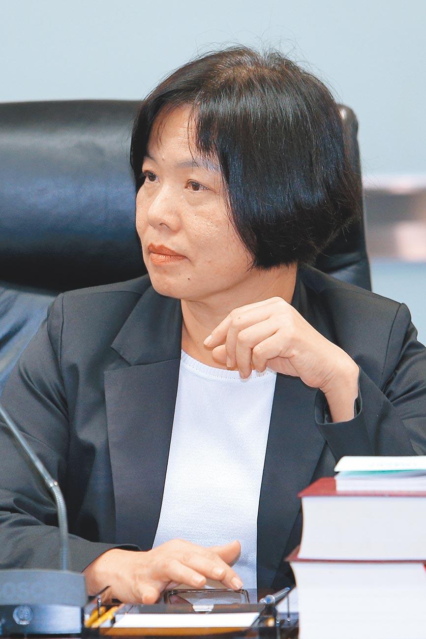 保險局局長施瓊華