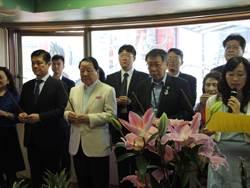 2020可能參選人中 柯P率先訪東京媽祖廟