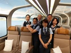 「洛磯山之光」豪華觀光列車 推16趟中文包廂之旅