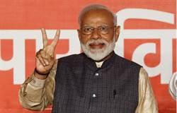 印度大選執政黨獲壓倒性多數 總理自行宣布勝選