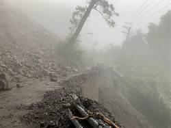力行產業道路下雨就中斷 縣府將另闢產業道路
