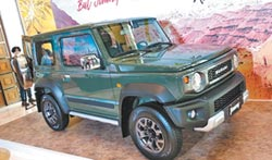 純正越野血統 SUZUKI ALL-NEW Jimny